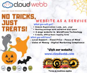 Website Development As a Sevice!