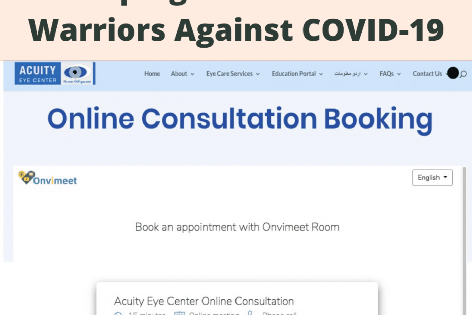 Fight against COVID-19 with Technology