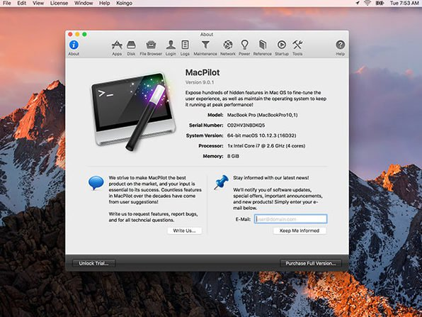 MacPilot 11: Optimizing Software for Mac (Lifetime Subscription)